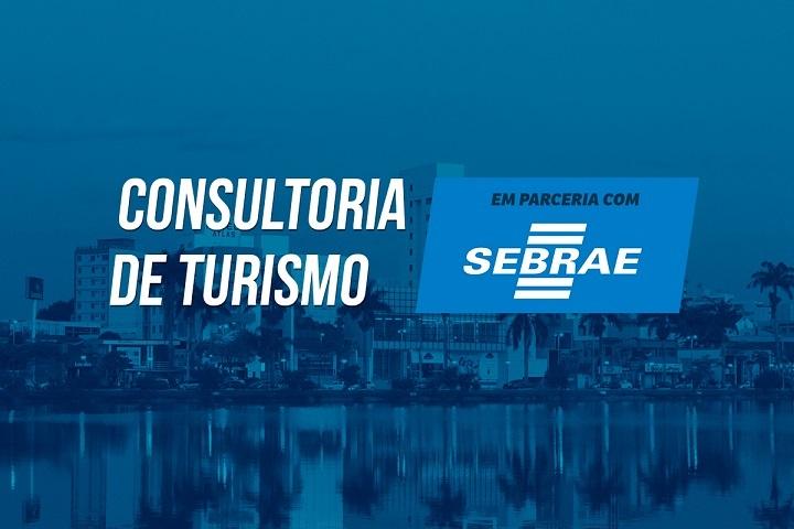 Consultoria de Turismo em parceria com o Sebrae