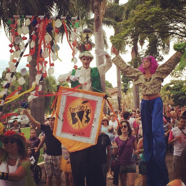 Blocos animam pré-carnaval, carnaval e até pós carnaval em Sete Lagoas