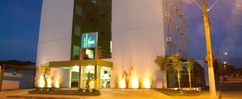 HC Hotel: modernidade e hospitalidade mineira em Paraopeba