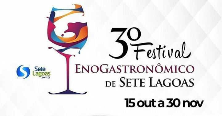 Saiba como funcionará a dinâmica do 3º Festival Enogastronômico de Sete Lagoas